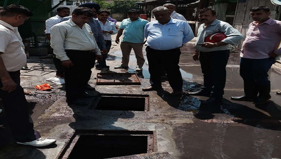 death-in-sewer-gurgaon-gurugram