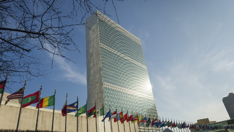 संयुक्त राष्ट्र।