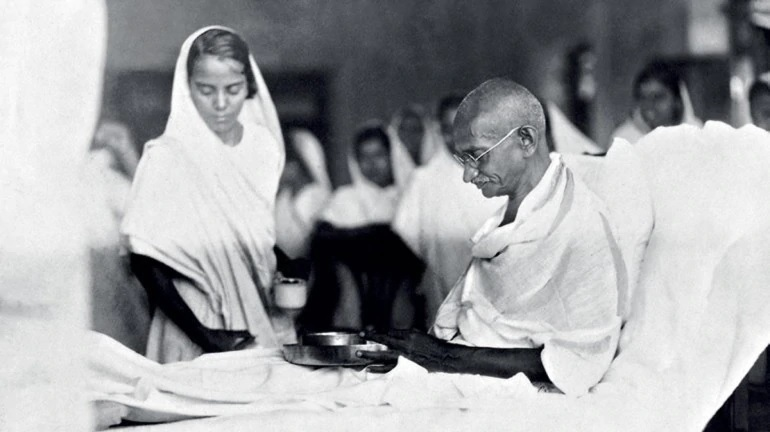 महात्मा गांधी। फोटो साभार-गूगल